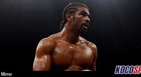 "David Haye fined £25,000 by the British Boxing Board of Control for ""bringing boxing into disrepute"""