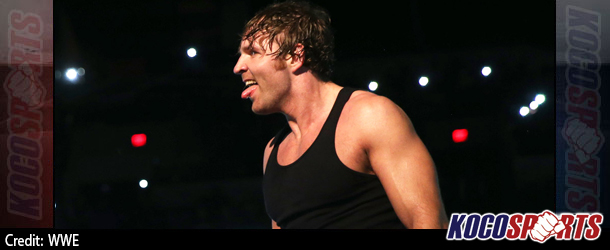 Video: WWE Monday Night Raw Coverage – 10/27/14 – (Dean Ambrose vs. Antonio Cesaro)