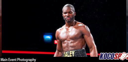 "Denton Daley: ""Giulian Ilie's bravado is just an attempt to build enough confidence to fight me on August 29th in Mississauga"""