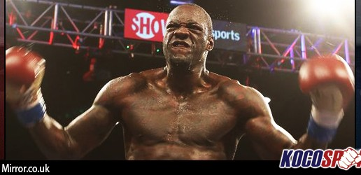 Deontay Wilder defeats Artur Szpilka with 9th round KO to retain WBC heavyweight title