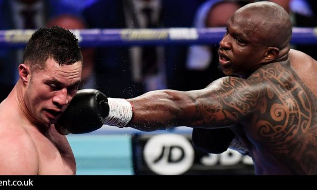 """Dillian Whyte: """"If Wladimir Klitschko comes back, I'm going to knock him out!"""""""