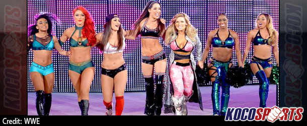 WWE Total Divas mid-season finale this Sunday; new Diva cast members revealed!