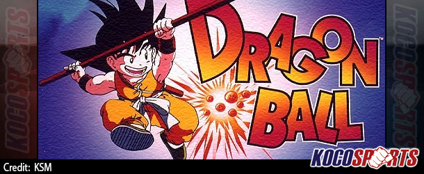 Combat Sports Arcade: Dragon Ball Fighting – (Flash Game)