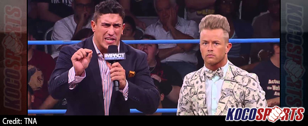 Video: TNA Impact Wrestling coverage – 09/03/14 – (Ethan Carter III has a list of demands.. Rhino doesn't care!)