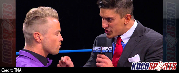 Video: TNA Impact Wrestling coverage – 10/08/14 – (Ethan Carter III gives Spud the chance to make amends)