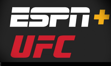 UFC announce new streaming deal with ESPN; 15 plus shows annually starting in January 2019