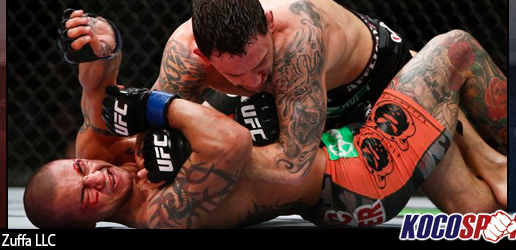 UFC Fight Night 57 results – 11/22/14 – (Frankie Edgar scores record-breaking finish over Cub Swanson)