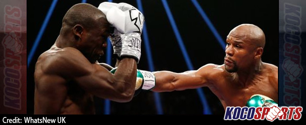 Andre Berto says Floyd Mayweather's boring fight style hurt their Pay Per View sales