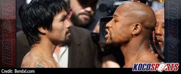 Manny Pacquiao claims he is in negotiations with Floyd Mayweather for a rematch