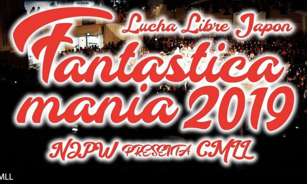 Video: NJPW CMLL Fantastica Mania – 01/17/19 – (Full Show)