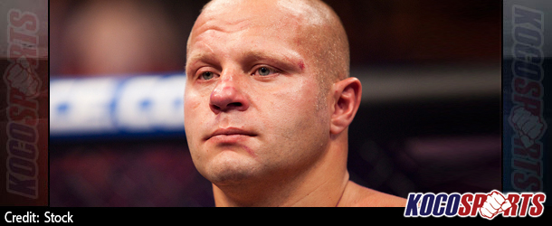 Video: Fedor Emelianenko disagrees with women being allowed to compete in Mixed Martial Arts