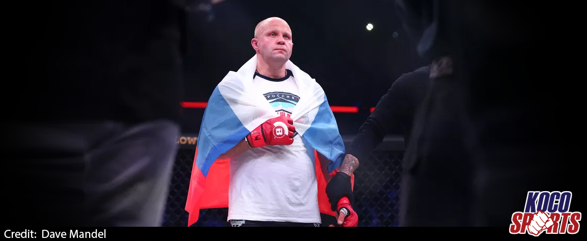 Bellator 198 results – 04/28/18 – (Fedor Emelianenko scores electrifying finish of Frank Mir)