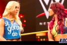 NXT staff told not to book Sasha Banks & Charlotte Flair; both stars expected to be called up to WWE's main roster