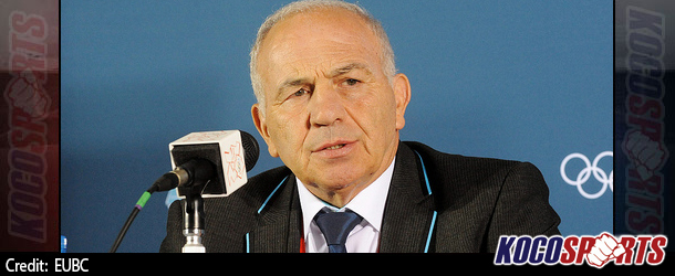 European Boxing Confederation President, Franco Falcinelli, appointed WSB Commission chairman