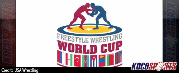 Video: Promo for the 2015 Men's Freestyle World Cup April 11-12 at The Forum in L.A.