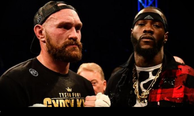 Deontay Wilder vs. Tyson Fury to be held at Staples Center in Los Angeles