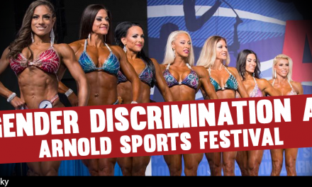 Female bodybuilder alleges gender discrimination at Arnold Sports Festival