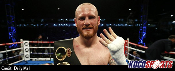 George Groves wins first world championship, stopping Fedor Chudinov in sixth round