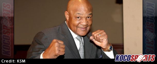 George Foreman favoring Manny Pacquiao over Floyd Mayweather in May 2nd showdown
