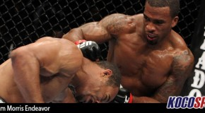 UFC veteran Gerald Harris will come out of retirement to main event Legacy FC 63 against Aaron Cobb