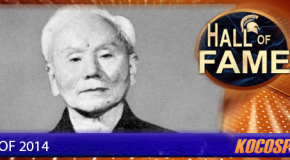 Gichin Funakoshi inducted into the Kocosports Combat Sports Hall of Fame