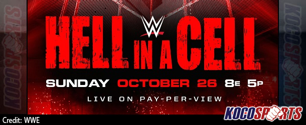 Video: WWE Hell in a Cell – 10/26/14 – (Full Show)