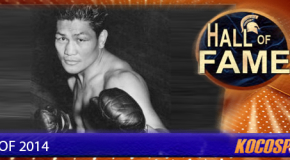 Francisco Guilledo inducted into the Kocosports Combat Sports Hall of Fame