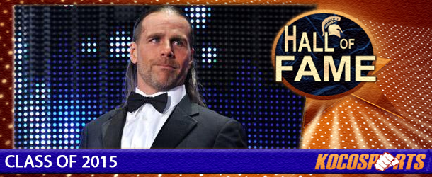 Shawn Michaels inducted into the Kocosports Combat Sports Hall of Fame
