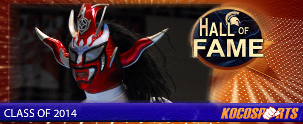 Jushin Thunder Liger inducted into the Kocosports Combat Sports Hall of Fame