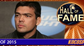 Lyoto Machida inducted into the Kocosports Combat Sports Hall of Fame