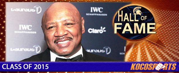 Marvelous Marvin Hagler inducted into the Kocosports Combat Sports Hall of Fame