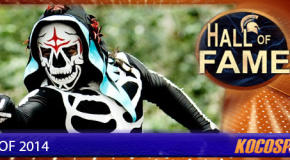 La Parka inducted into the Kocosports Combat Sports Hall of Fame