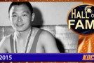 Yojiro Uetake inducted into the Kocosports Combat Sports Hall of Fame