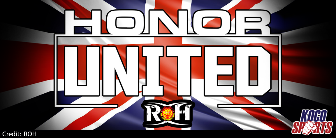 Video: ROH Honor United – Edinburgh – 05/24/18 – (Full Show)