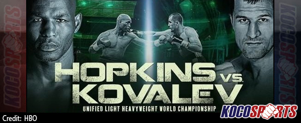 Video: Hopkins vs. Kovalev – 11/08/14 – (Full Fight)