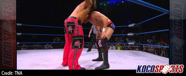 Video: TNA Impact Wrestling coverage – 10/15/14 – (Matt Hardy vs. Magnus)