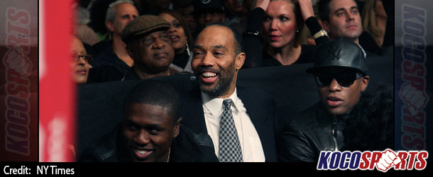 Al Haymon makes deal with NBC to bring major league boxing back to network television