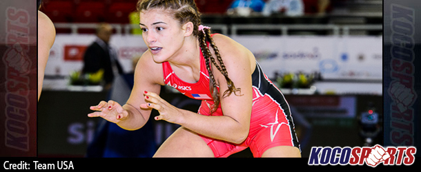 Video: Interview with Helen Maroulis at the Olympic Museum