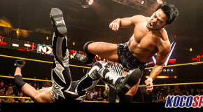 Video: Hideo Itami cleared to return to action; neck injury has sidelined NXT star since last October