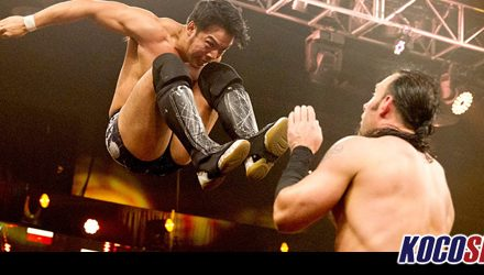 Video: WWE NXT Coverage – 10/09/14 – (Hideo Itami vs. Rick Viktor)