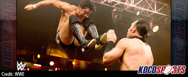 "WWE confirms date for Hideo Itami's Cruiserweight Division debut on ""205 Live"""