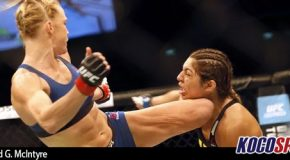 UFC Fight Night 111 results – 06/17/17 – (Holly Holm KOs Bethe Correia with a brutal head kick)