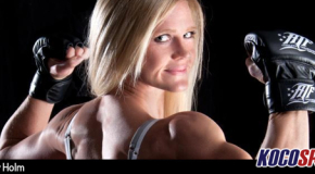 "Holly ""The Preachers Daughter"" Holm signs a multi-year contract extension with the UFC"