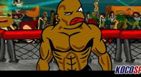 Combat Sports Arcade: Hot Blood Boxing – (Flash Game)