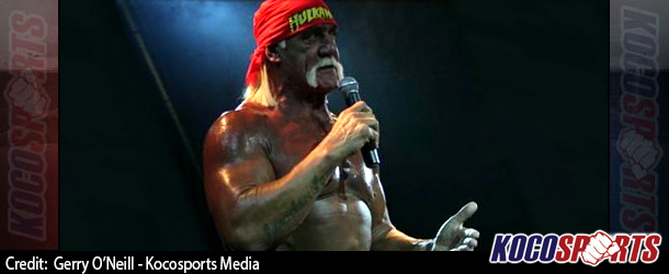 Video: Hulk Hogan says he's planning to wrestle a match next year at WrestleMania XXXII