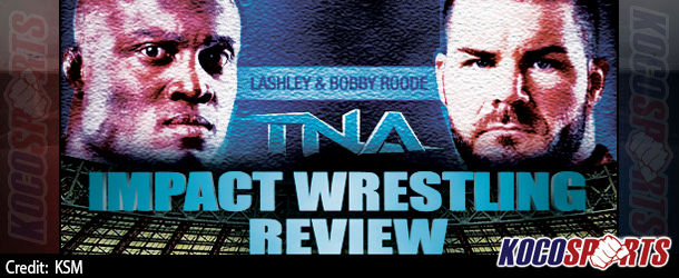 "Audio: Koco's Corner – ""TNA Impact Wrestling"" Review – 10/22/14 – (#WeAllHateContractSignings & Tag Tournament)"