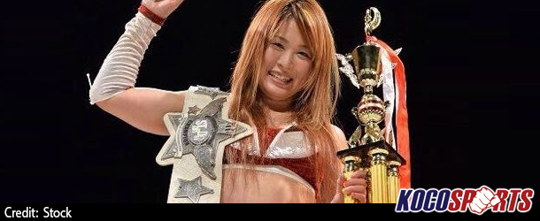 Io Shirai's WWE debut delayed; Japanese commitments will keep her out of the Mae Young Classic
