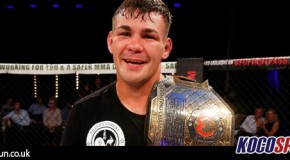 Jack Marshman relinquishes the CWFC Middleweight Championship; signs new contract with UFC