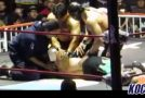 "Video: Jack Evans collapses and convulses in the ring; hospitalized following a ""Muscle Buster"" style maneuver"