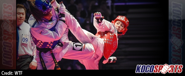Jade Jones has been crowned GB Taekwondo's Player of the Year for 2014